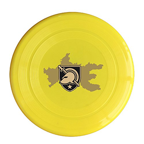 Starwood Army West Point Rep Your Team 150 Gram Ultimate Sport Disc Frisbee Yellow