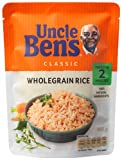 Uncle Ben's Express Wholegrain Rice 250 g (Pack of 6)