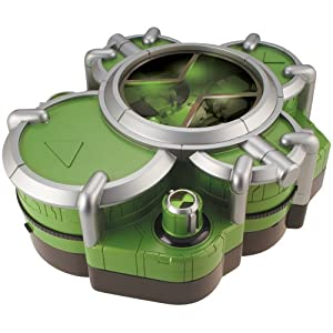 Ben 10 Alien Creation Chamber