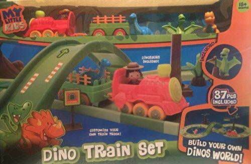 Dino-Train-Set
