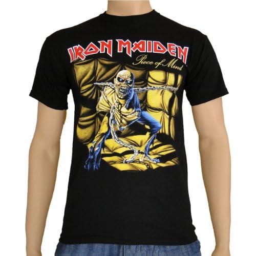 Iron Maiden The Trooper T Shirt S XL  Sport & Freizeit