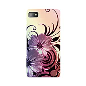 Digi Fashion Designer Back Cover with direct 3D sublimation printing for Micromax Yu Youphoria
