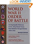 World War II Order of Battle
