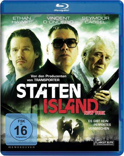 Staten Island New York - Es gibt kein perfektes Verbrechen [Blu-ray]