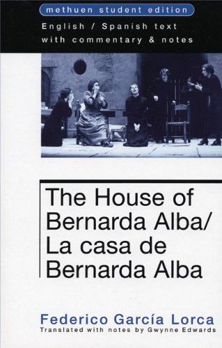 analysis of the house of bernarda Information on the house of bernarda alba by federico garcía lorca 1936 the last play by garcía lorca, written not long before he was killed, about the dramatic story of bernarda alba and.