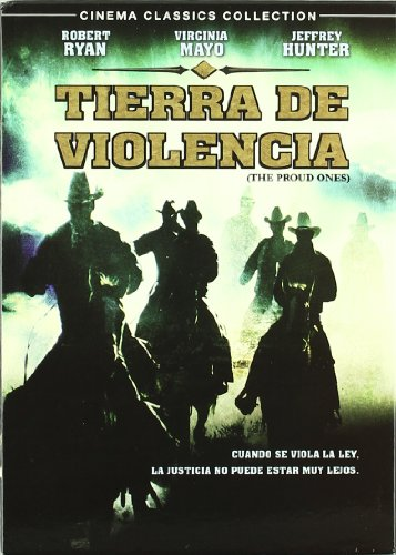 Tierra de violencia [DVD]