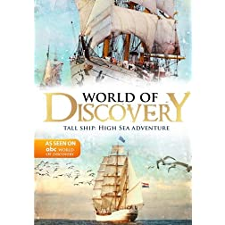 World Of Discovery - Tall Ship:  High Sea Adventure (Amazon.com Exclusive)