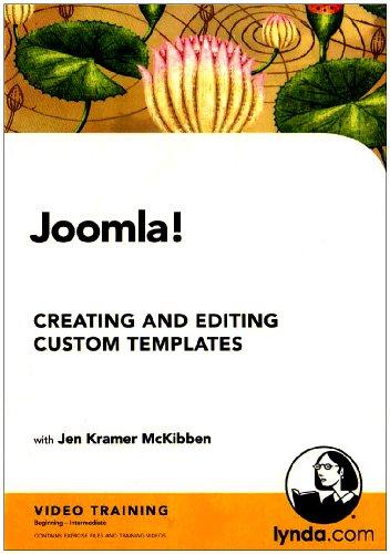 Joomla Creating Editing Custom Templates