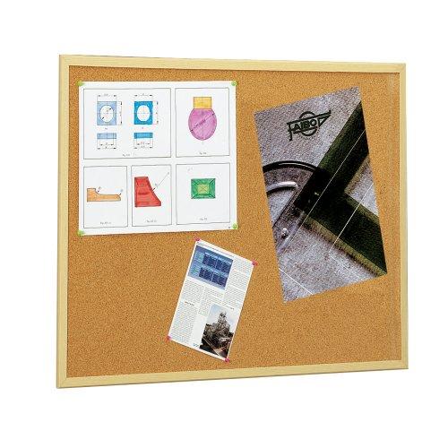 Imagen principal de 5 Star 607-1 - Tablero corcho marco madera (30x40 cm), Unidades contenidas:1