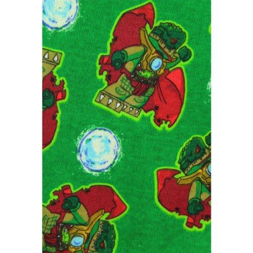 Lego-Chima-Boys-Green-Croc-Tribe-Cragger-Pajamas