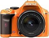 PENTAX デジタル一眼レフカメラ K-x レンズキット オレンジ/ブラウン 052