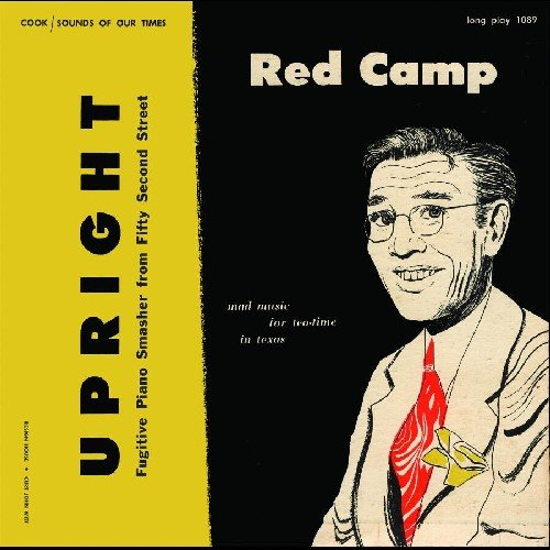 CD : RED CAMP - Upright
