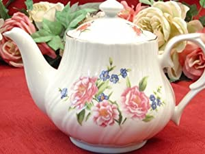 Fiona 36 oz. Teapot, SALE PRICE!! by Lynns