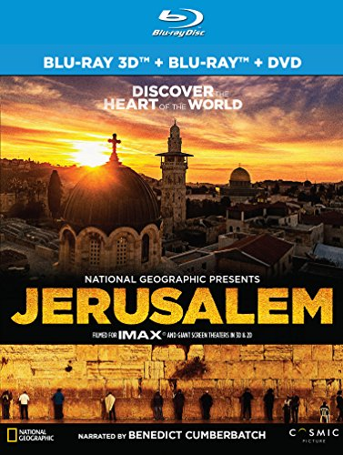 Jerusalem [Blu-ray/DVD Combo]