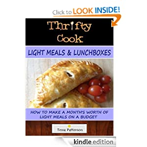 Thrifty Cook Light Meals & Lunchboxes
