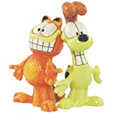 Westland Giftware Garfield Magnetic Garfield And Odie Salt And Pepper Shaker Set, 4-1/2-Inch