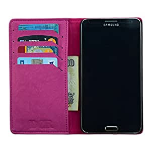 DSR PU Leather Flip Case Cover For Sony Xperia S