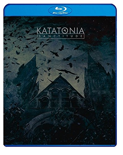 Katatonia - Sanctitude: Live At Union Chapel (2015) Blu-ray 1080i AVC DTS-HD MA 5.1