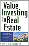 img - for Value Investing in Real Estate book / textbook / text book