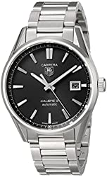 TAG Heuer Men's WAR211A.BA0782 Carrera Automatic Stainless Steel Bracelet Watch