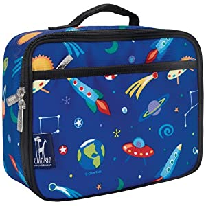 Wildkin Olive Kids Lunch Box,One Size,Out of This World