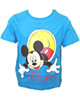 micky maus kinder t shirt mickey mouse sommer farbauswahl gr 86. Black Bedroom Furniture Sets. Home Design Ideas