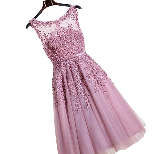 babyonline-womens-midi-pink-pearl-lace-evening-dresses-for-homecoming-party12