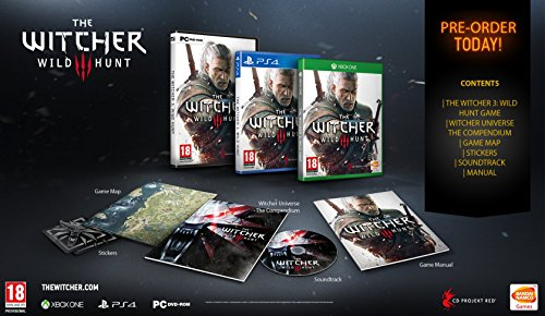 The Witcher 3: Wild Hunt  galerija