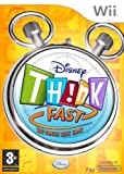 echange, troc Disney Th!nk Fast (Wii) [Import anglais]