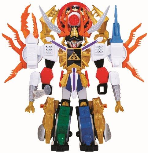 Power Rangers Deluxe Megazord Samurai Gigazord (Samurai Power Rangers Toys compare prices)