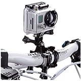 NEEWER® Bike Roll Bar Mount for Gopro Hero 1 Hero 2 Hero 3 Hero 3+ Hero 4 Camera
