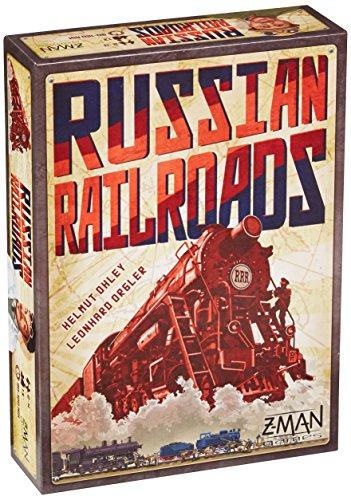Russian Railroads Game (Francis Drake Board Game compare prices)