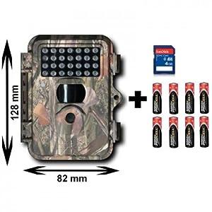 Wildkamera Sparset: Dörr SnapShot MINI 5.0 IR
