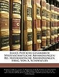 img - for Julius Pluckers Gesammelte Wissenschaftliche Abhandlungen: Bd. Mathematische Abhandlungen, Hrsg. Von A. Schoenflies (German Edition) book / textbook / text book