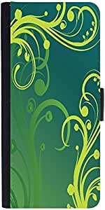 Snoogg Abstract Backgrounddesigner Protective Flip Case Cover For Samsung Gal...