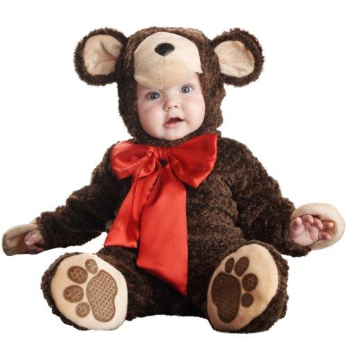 Infant 6-12MO- Sweet Lil Teddy Bear