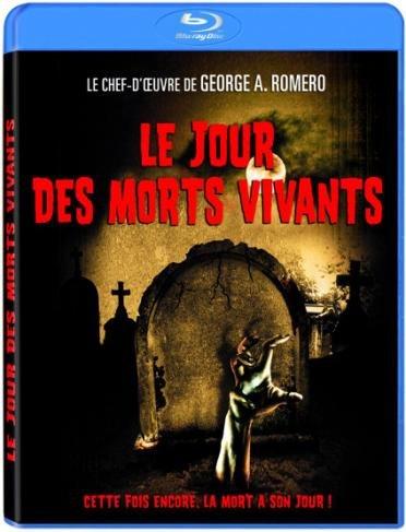 JOUR DES MORTS VIVANTS (LE) [BLU-RAY] (BLU-RAY)