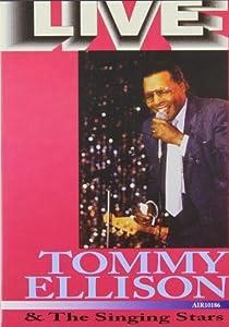 Tommy Ellison & the Singing Stars: Live