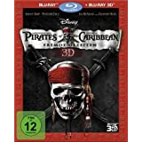 "Pirates of the Caribbean - Fremde Gezeiten (+ Blu-ray 3D) [Blu-ray]von ""Johnny Depp"""