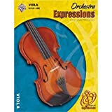 Orchestra Expressions[TM] Viola Book & CD One: Student Edition