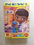 Kelloggs Disney Doc Mcstuffins Fruit Snacks, 8-ounce, 10 Pouches (Pack of 5)