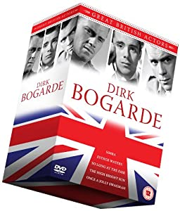 Great British Actors - Dirk Bogarde: Once a Jolly Swagman / The High Bright Sun / So Long at the Fair / Esther Waters / Simba [DVD] [1948]
