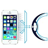 Retina Guard iPhone 5/5S/5C Anti-Blue Light Clear Screen Protector | Block iPhone 5/5S/5C Screen Blue Light with Film to protect Eye