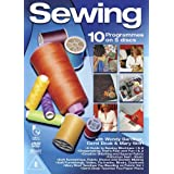 10 Pack: Sewing [DVD] [2007]by Sewing