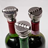 Combination Bottle Lock Wine Bottle Stopper