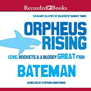 Orpheus Rising Audiobook