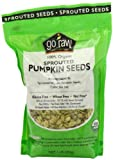 Go Raw Sprouted Pumpkin Seeds, 1 Pound