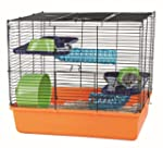 Trixie 6400 Hamsterk�fig 40 � 38 � 30...