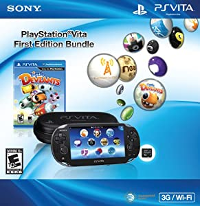 PlayStation Vita First Edition Bundle by Sony