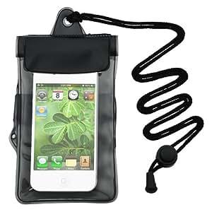 Pochette housse Etanche étui sac NOIR Pour Apple iphone 5 4S 4 3GS 3G ipod touch